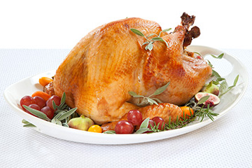 Turkey safety tips to help ensure a safe holiday meal