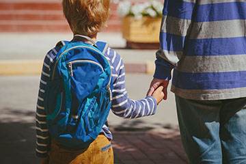 New-school-year jitters are normal for students and parents