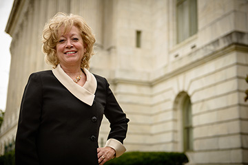 OSU-DASNR names Charlotte Kirk Baer a 2018 Distinguished Alumnus Award recipient