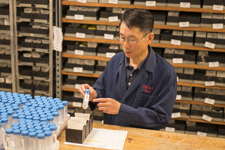 OSU laboratory provides key services for both rural and urban settings