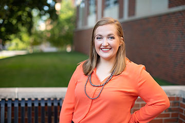 Wright named Ferguson College of Agriculture Outstanding Freshman