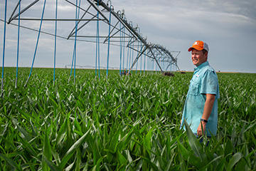 Oklahoma State's TAPS program lets farmers test drive new irrigation technologies