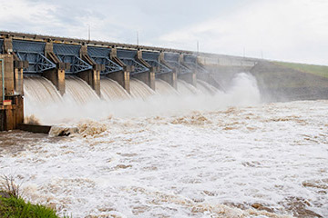 Water Resources Center part of five-year USDA dam project