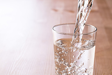 Hydration is essential, especially during summer months