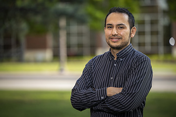 OSU professor recognized for research efforts