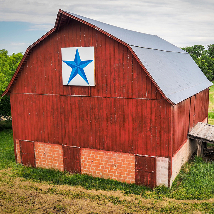 Barn Quilts Brighten Up The Rural Countryside News And