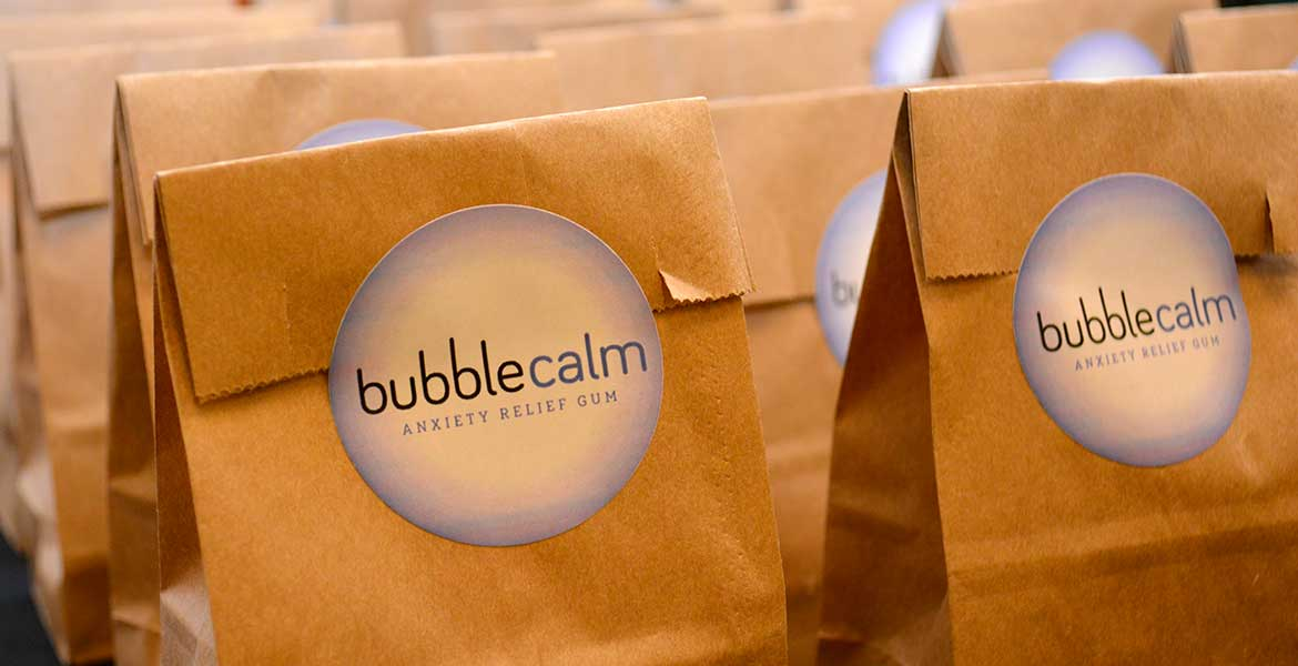 Bubble Calm winner of Food Product Innovation Competition