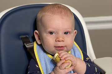 Dietary guidelines revision now has recommendations for infants and toddlers