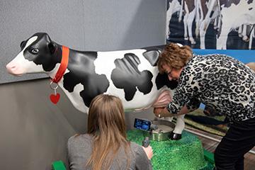 Farm to You exhibit testing virtual pilot program