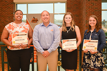 FAPC recognizes food industry leaders through Food Safety Professional program
