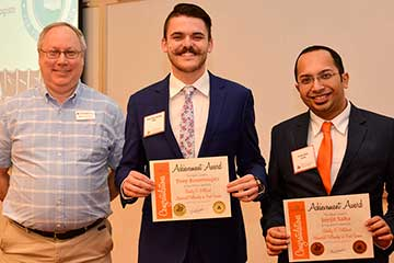 FAPC honors food science graduate students with fellowship