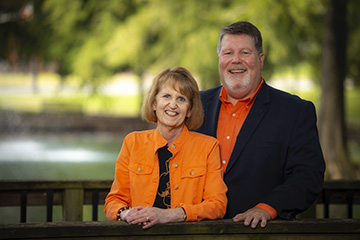 OSU honors Greg and Kristen Hart as distinguished alumni