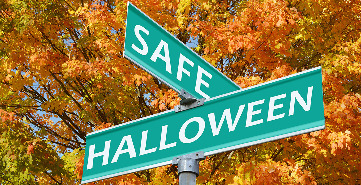 Make safety a priority during Halloween celebrations