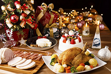 Keep food safety in mind when preparing holiday meals