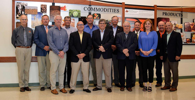 FAPC Industry Advisory Committee Members