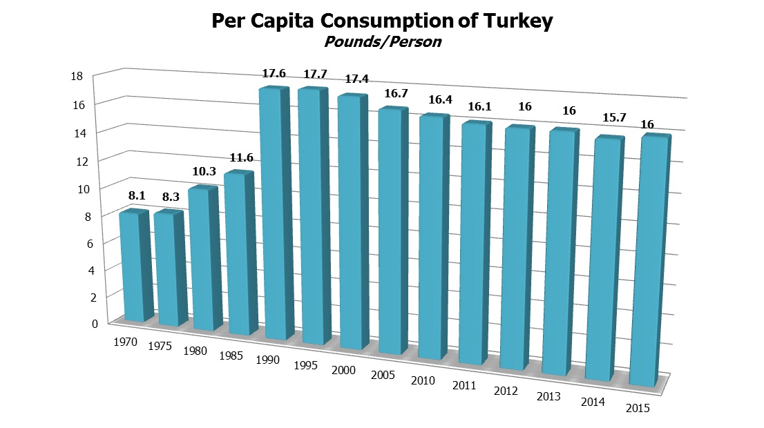 Turkey has cherished history as part of Thanksgiving celebration