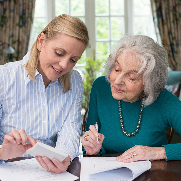 Tips to help manage someone else's finances