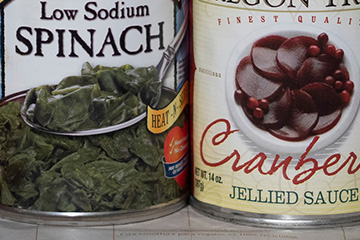 Giving overlooked canned foods new life