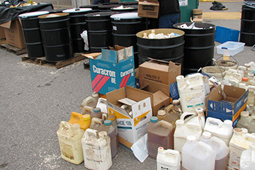 Unwanted pesticide disposal event set in Woodward