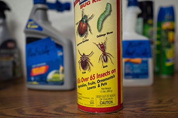 February is National Pesticide Safety Education Month
