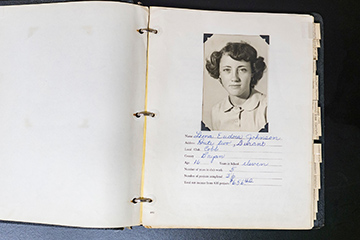 Former 4-H'er reunited with lost record book 60+ years later
