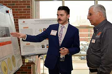 OSU event promotes student food and ag research