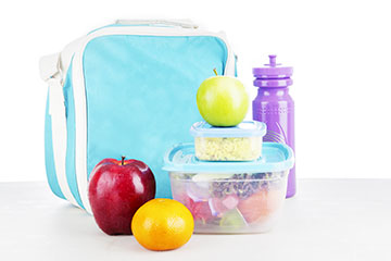 Serving Up Safety: Keep food safety a priority as students return to school, lunch bags in hand