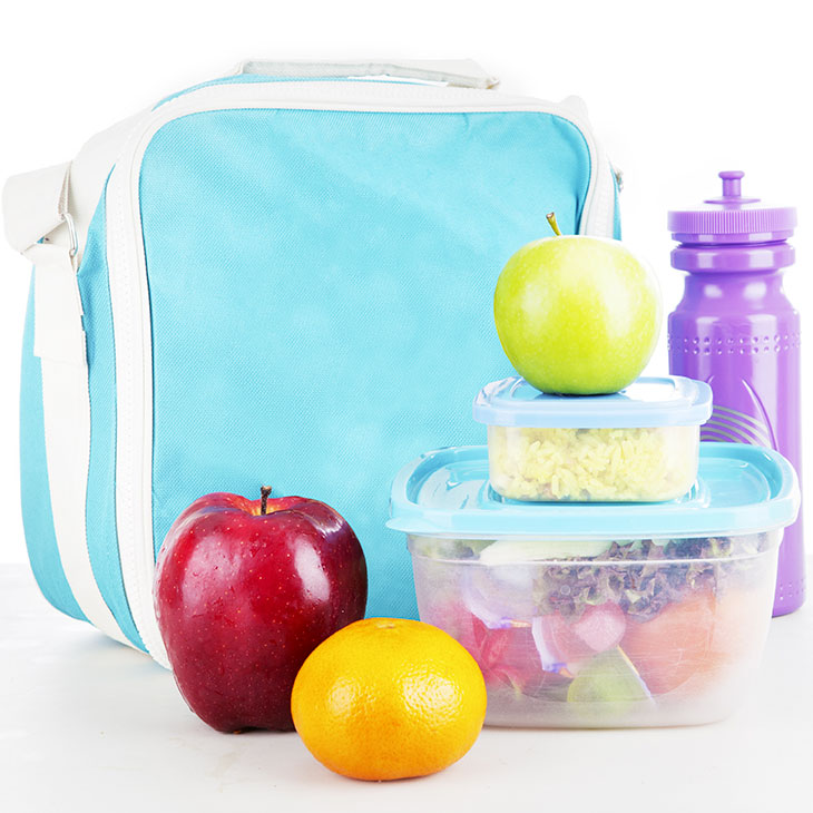 packing school lunch