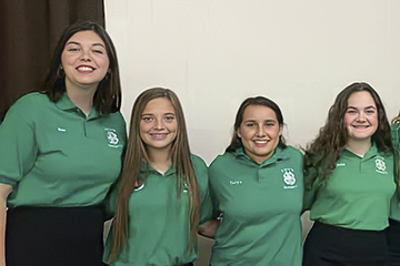 Love County 4-H team earns reserve champion title in skills competition