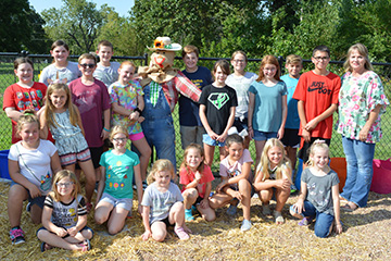4-H'ers learning about gardening and more in Pottawatomie County