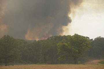Be prepared for wildfire season