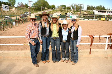 Oklahoma State Women's Rodeo Team named Central Plains Region Champions