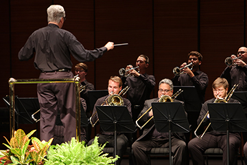 Director of Bands leaving a decades-long legacy of learning