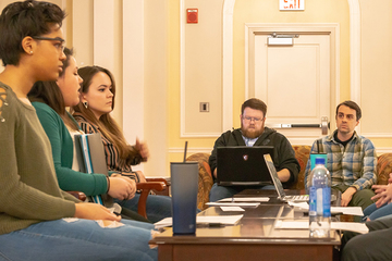 Morals victory: OSU qualifies for Intercollegiate Ethics Bowl