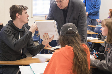 OSU leads efforts to improve students' math success at all Oklahoma colleges