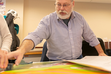 Mapping new directions: Cartography Services manager builds program success