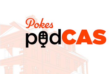 Pokes PodCAS Episode 1: An interview with Jamie Rogalski, Career Services