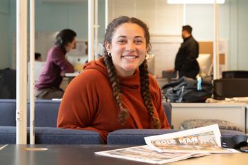 Truman Scholar finalist focuses on people behind issues