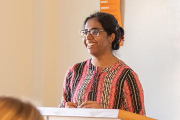 Professor's passion for audiology, speech-language pathology spans continents