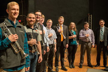 OSU trumpeters win at national, international competition