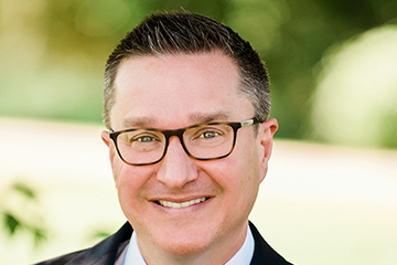 Alumnus Wilguess becomes president of Oklahoma Dental Association