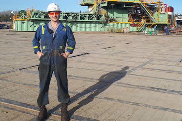 Canada native leaves his career in the oil field to pursue an OSU MBA
