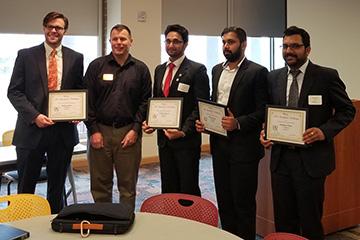 OSU master's in business analytics students place third in Denver Analytics Challenge