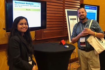OSU Master's in Business Analytics students participate in Southeast SAS® Conference