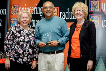 Spears School of Business faculty, staff honored at University Awards Convocation