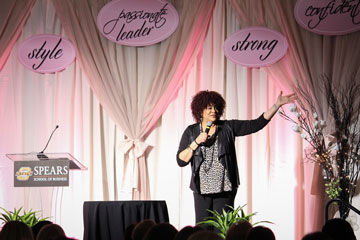 Breaking barriers is focus of 28th Annual Women's Business Leadership Conference