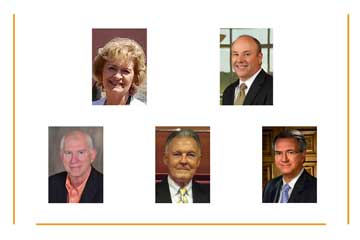 OSU's School of Accounting will honor five at Wilton T. Anderson Hall of Fame Banquet