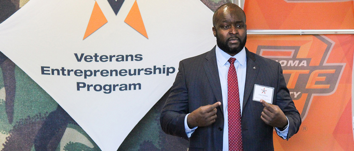Vets coming to OSU for free entrepreneurship boot camp