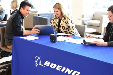 Spears Business works to fill Boeing internships