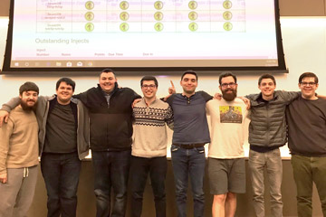 OSU team advances to Southwest Regional Collegiate Cyber Defense Competition